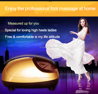 2015 new Design massager foot electric foot sex massager