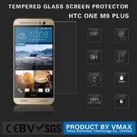 2015 New Arrival 9H 0.26mm Thickness HD Clear Mobile Phone For HTC OME M9 Plus Tempered glass screen protector