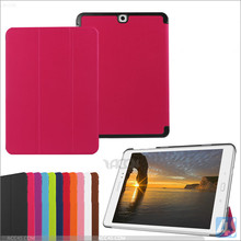 Luxury Magnetic Flip Folding Stand Leather Case For Samsung Galaxy TAB S2 9.7 T810