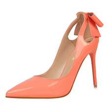 Women's Beautiful Pumps Shoes Sexy Toe Thin Heels High Heels Shoes