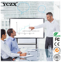 Multi-touch screen electronic board Smart interactive whiteboard electric