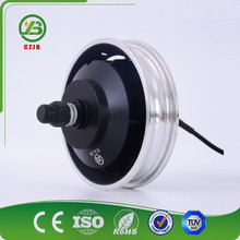 CZJB 10inch Gear Chinese Electric DC Motor For Scooter Parts