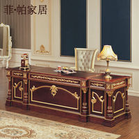 Classic home office furniture-classic study room furniture
