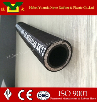 Made In China Good Quality High Pressure Steel Wire Spiral Hydraulic Rubber Hose