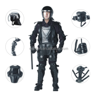 Police Army use Light weight high protection Anti riot Body suit