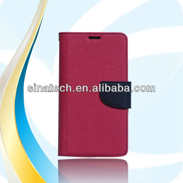 2014 Sinatech new design for galaxy note 3 back cover window