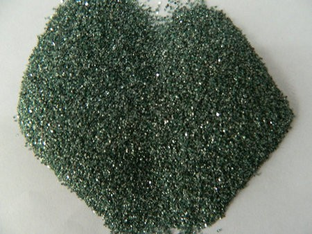 Minerals Metallurgy Green Silicon Carbide Powder