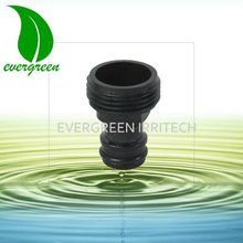 "3/4""male water hose connector quick coupling for garden irrigation"