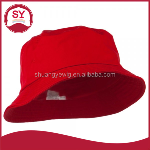 Wholesale custom made funny print bucket hat