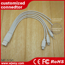 manufacture with research & development ability type c cable /electrical cable manufacturing machine /usb cable awm 2725