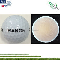 2015 hot new golf play ball golf gift exercise ball with custom logo