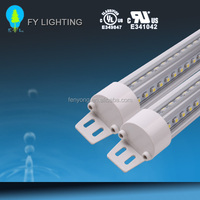 6ft cooler door led tube light 26w with UL Approved For Cooler/Fridge