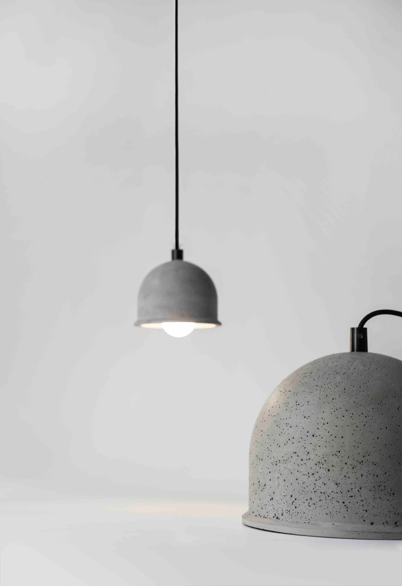 Mao Pendant lamp Pendant Lights Loft cement pendant lamp concrete light