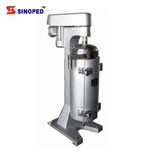 Stainless steel high speed centrifugal dewatering machine