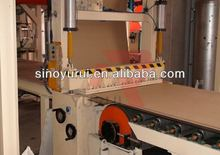 heat protection wall partition gypsum board production line