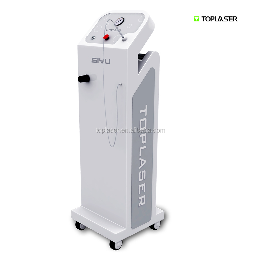 stable Oxyjet peel machine