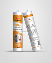 Excellent Weatherproofing High And Low Temperature Resistant Performance Silicone Sealant
