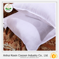Handmade healthy mulberry silk pillow with high quality