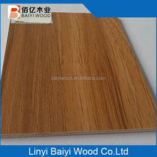 Melamine 4x8 Faced Plywood Sheets