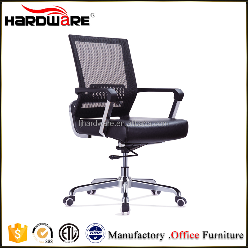 malaysia modern low back office chair made in china