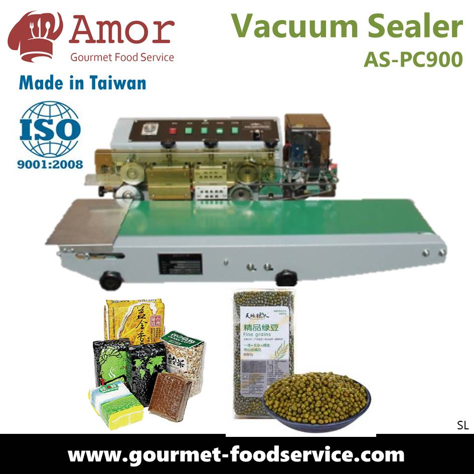 Automatic continuous high efficiency rotary heat sealing machine sealer