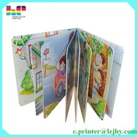 Children Audience and Cartoon & Comic Genre hardcover children book
