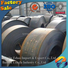 Sheet Metal SPHC Hot-Rolled Plate Steel in Coil