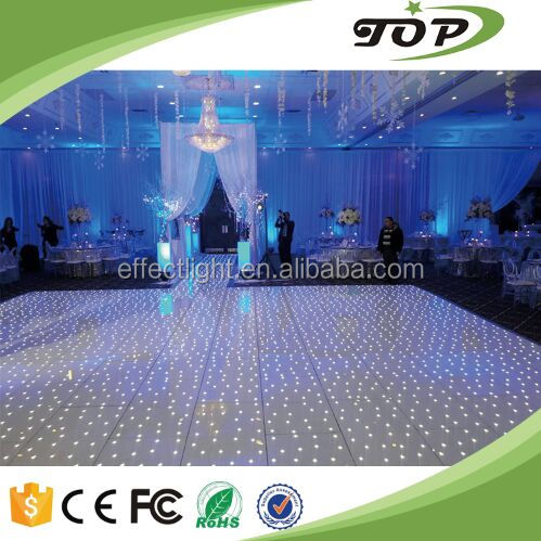 TP-873 LED RGB Wireless durable wedding dance floor