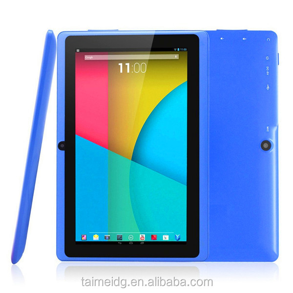 Hot design android dual core kids tablet