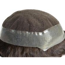 Good factory Best Selling Lowest Wholesale price Thin Skin hair piece mens toupee