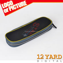 sports style customized logo Teenagers Pencil Case
