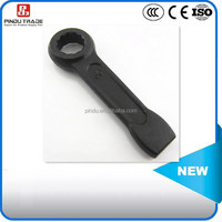 High carbon steel hammer ring spanner