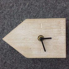Wholesale wooden alarm clock for desk
