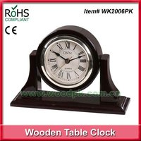 Retro Crafts artist table desktop clock flip clock
