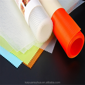 Eco friendly anti slip EVA shelf liner