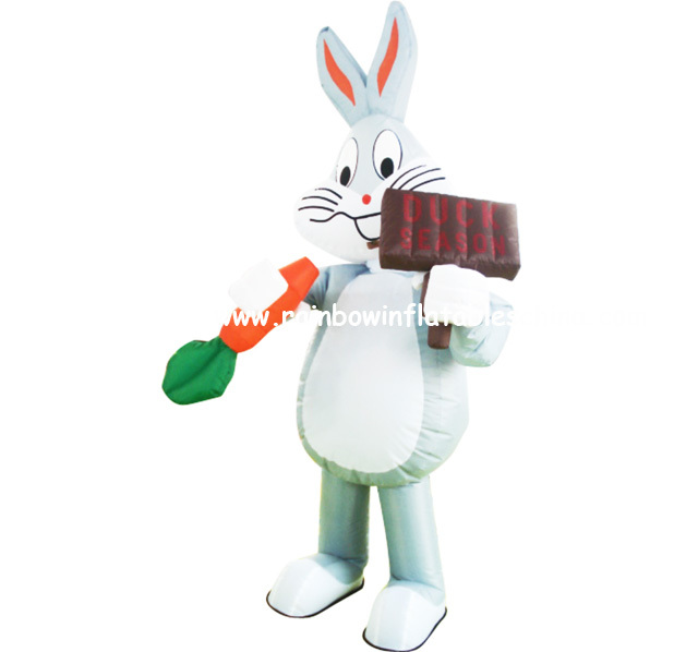 cheap inflatable cartoon characters advertising balloons for sale