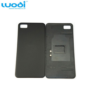 Black New Battery Back Cover for Blackberry Z10