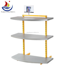Commercial department retail store furniture shop fitting and displays metal pop display