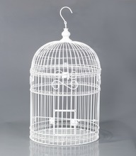 galvanized and PVC coated bird cage by chinese design