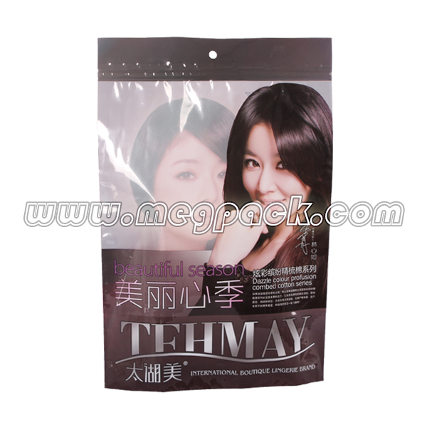 Gold supplier!!! The hot sell custom made ziplock bag zipper bag stand up pouch custom printed ziplock bags
