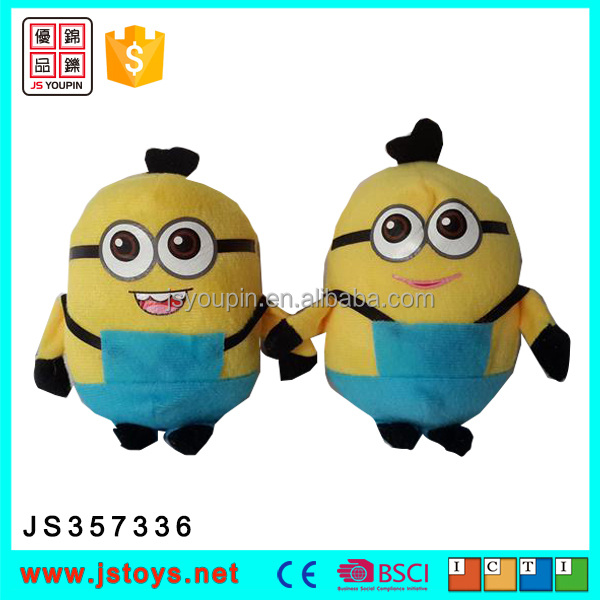 2016 newest products plush toys display from china
