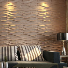 original wave board for interior wall decoration