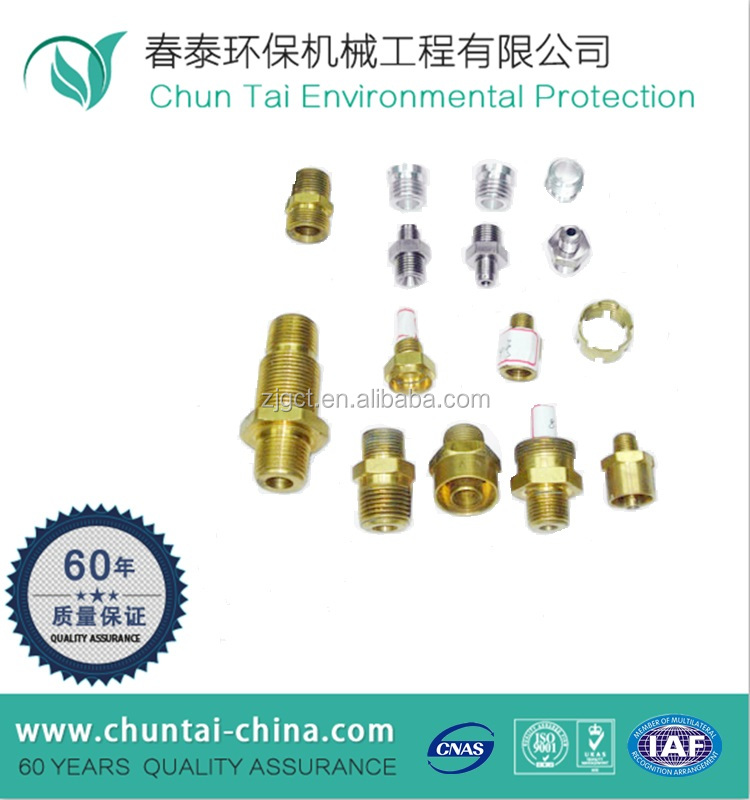 CNC pipe fittings union connector