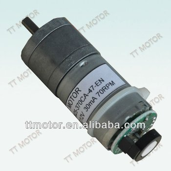 25mm dc gear motor with encoder