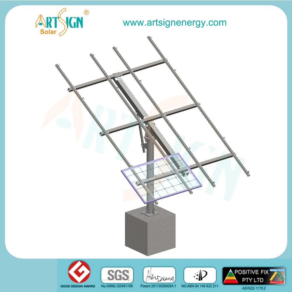 Venta al por mayor postes con paneles solares-Compre online los ...