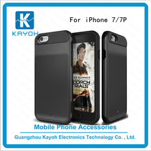 [kayoh]make your own phone case Iron bear combo rugged rubber armor case For Iphone 7 case