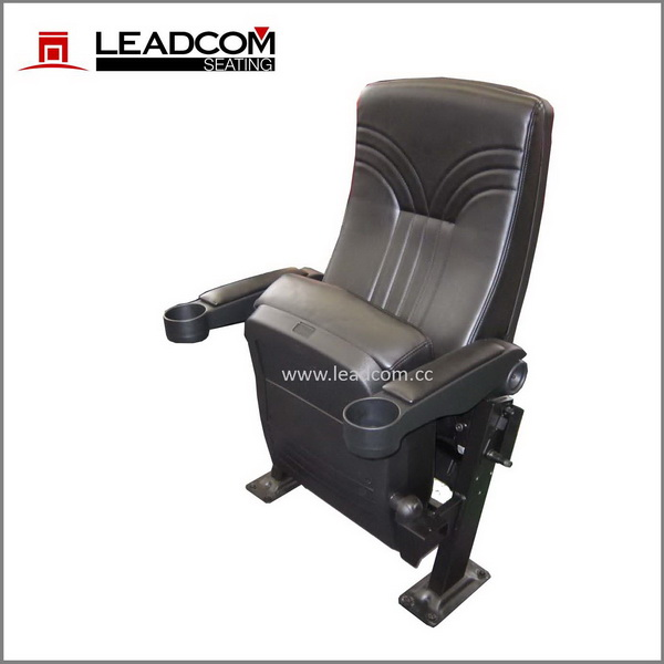 Leadcom PP outerback lounger leather movie theatre seat (LS-11602)