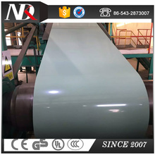 Prepainted Galvanized Steel Coil dx51d 1250mm width ral color