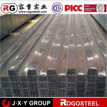 Lower Price 28 gauge corrugated steel roofing sheet in good quality