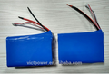Durable remote control aircraft battery pack 4S5P 14.8V 17Ah battery pack with NCR 18650B cells